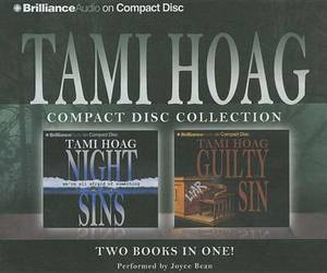 Night Sins & Guilty as Sin: Tami Hoag CD Collection