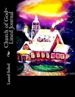 Church of God Lined Journal