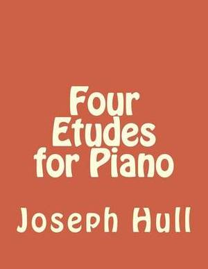 Four Etudes for Piano