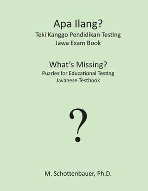 APA Ilang? Teki Kanggo Pendidikan Testing: Jawa Exam Book