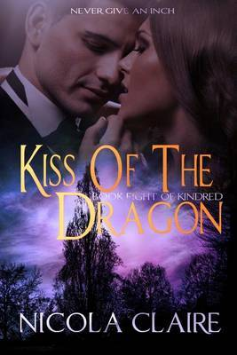 Kiss of the Dragon (Kindred, Book 8)