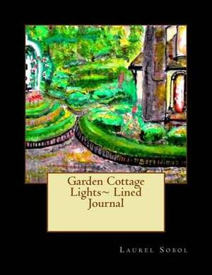 Garden Cottage Light Lined Journal