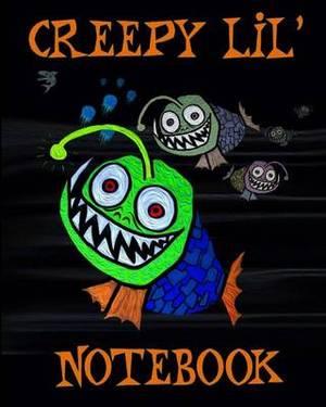 Creepy Lil Notebook