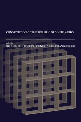 Constitution of the Republic of South Africa