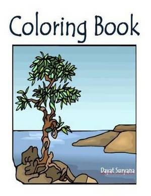 Coloring Book: Coloring Book, Picture for Kids