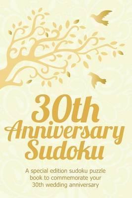 30th Anniversary Sudoku
