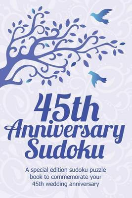 45th Anniversary Sudoku