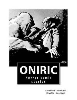 Oniric: Horror Comics Stories
