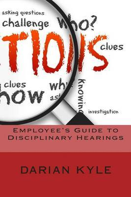 Employee's Guide to Disciplinary Hearings