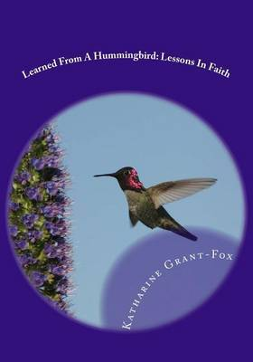 Learned from a Hummingbird: Lessons in Faith