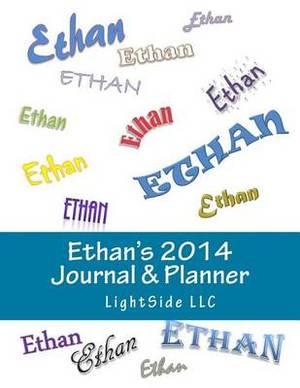 Ethan's 2014 Journal & Planner