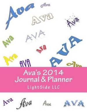 Ava's 2014 Journal & Planner