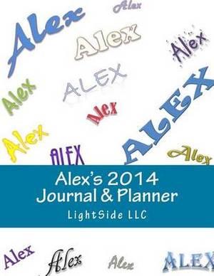 Alex's 2014 Journal & Planner