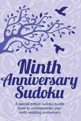 Ninth Anniversary Sudoku