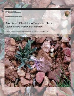 Annotated Checklist of Vascular Flora: Cedar Breaks National Monument
