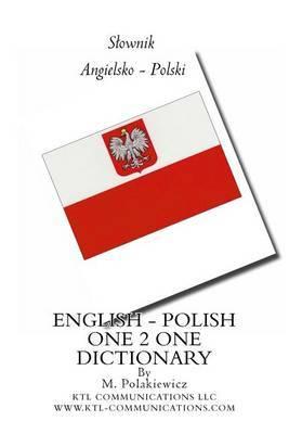 English - Polish One-2-One Dictionary