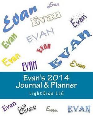 Evan's 2014 Journal & Planner