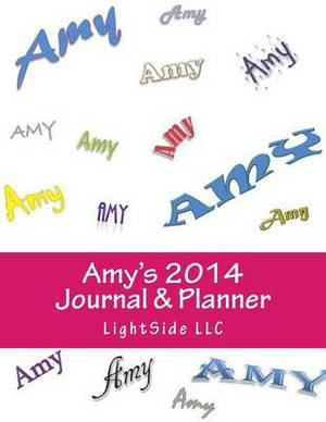 Amy's 2014 Journal & Planner