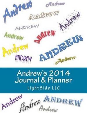 Andrew's 2014 Journal & Planner