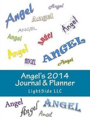 Angel's 2014 Journal & Planner