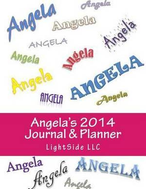 Angela's 2014 Journal & Planner