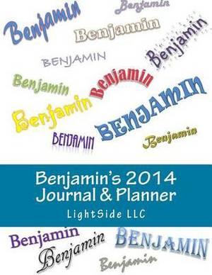 Benjamin's 2014 Journal & Planner