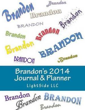 Brandon's 2014 Journal & Planner