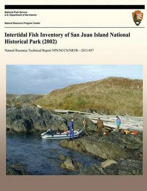 Intertidal Fish Inventory of San Juan Island National Historical Park (2002)