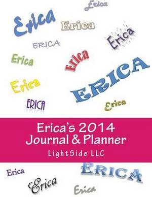 Erica's 2014 Journal & Planner