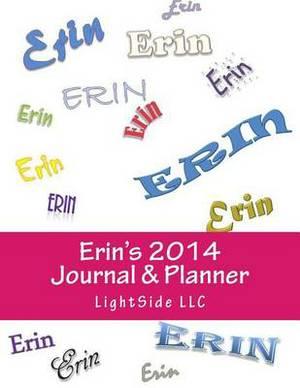 Erin's 2014 Journal & Planner