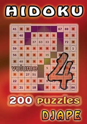Hidoku: 200 Puzzles