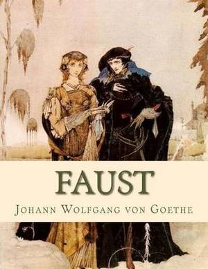 Faust: Large Print Edition