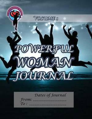 Powerful Woman Journal - Joyous Celebration: Volume 1