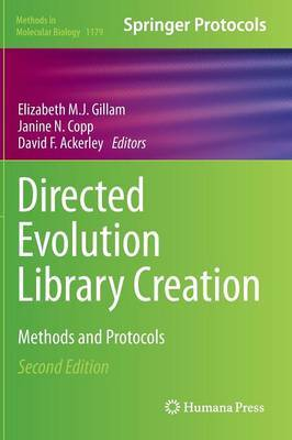Directed Evolution Library Creation: Methods and Protocols
