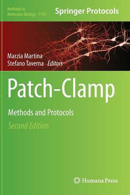 Patch-Clamp Methods and Protocols: 2014