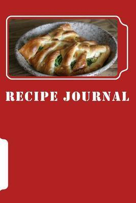 Recipe Journal (Diary, Notebook)