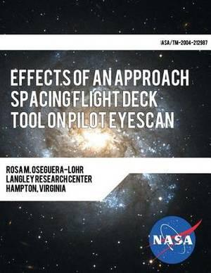 Effects of an Approach Spacing Flight Deck Tool on Pilot Eyescan