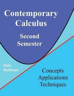 Contemporary Calculus Second Semester
