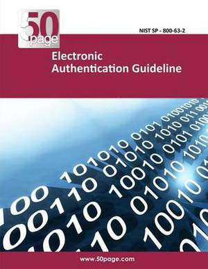 Electronic Authentication Guideline