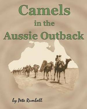 Camels in the Aussie Outback