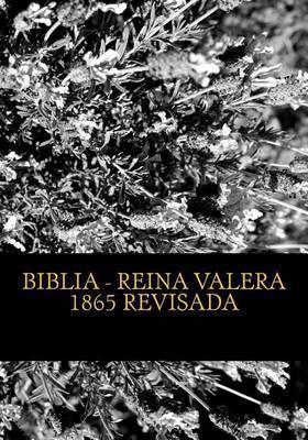 Biblia Reina Valera 1865 Revisada: Revision de la Biblia Basada En El Texto Masoretico y Texto Receptus (Bizantino y Peshitta)