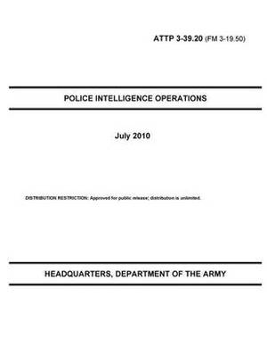 Police Intelligence Operations