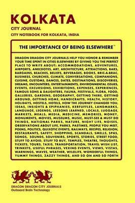 Kolkata City Journal, City Notebook for Kolkata, India