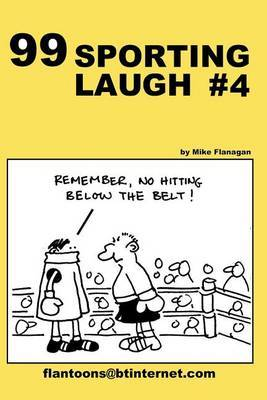 99 Sporting Laugh #4: 99 Great and Funny Cartoons.