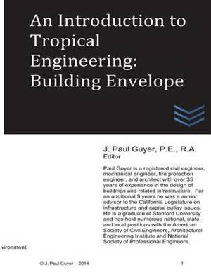 An Introduction to Tropical Engineering: Building Envelope