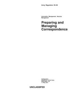 Preparing and Managing Correspondence