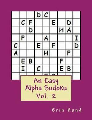 An Easy Alpha Sudoku Vol. 2
