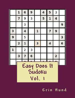Easy Does It Sudoku Vol. 1