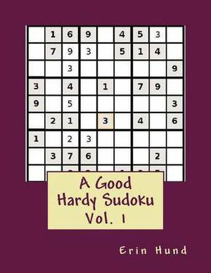 A Good Hardy Sudoku Vol. 1