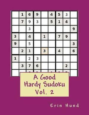 A Good Hardy Sudoku Vol. 2
